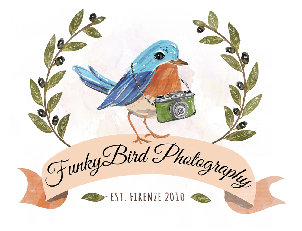 Wedding Photographer in Tuscany Italy | FunkyBird Photography
