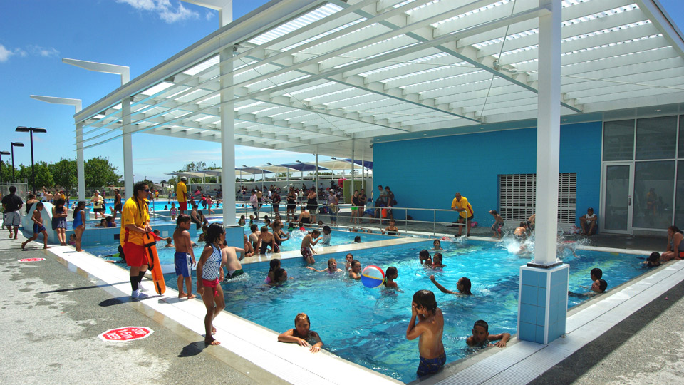 Dargaville Pool Architecture HDT
