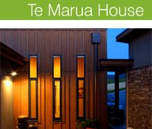 Te Marua House-Architecture HDT