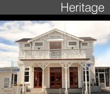 Heritage Architecture Portfolio