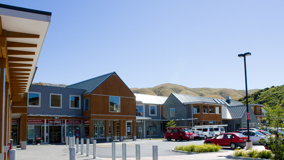 CHURTON PARK VILLAGE