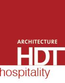 Architecture HDT Hospitality Bar