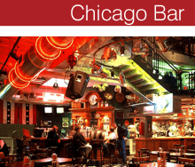 Chicago sports bar