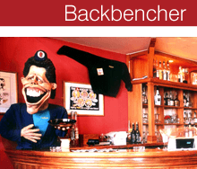 Backbencher Pub architect