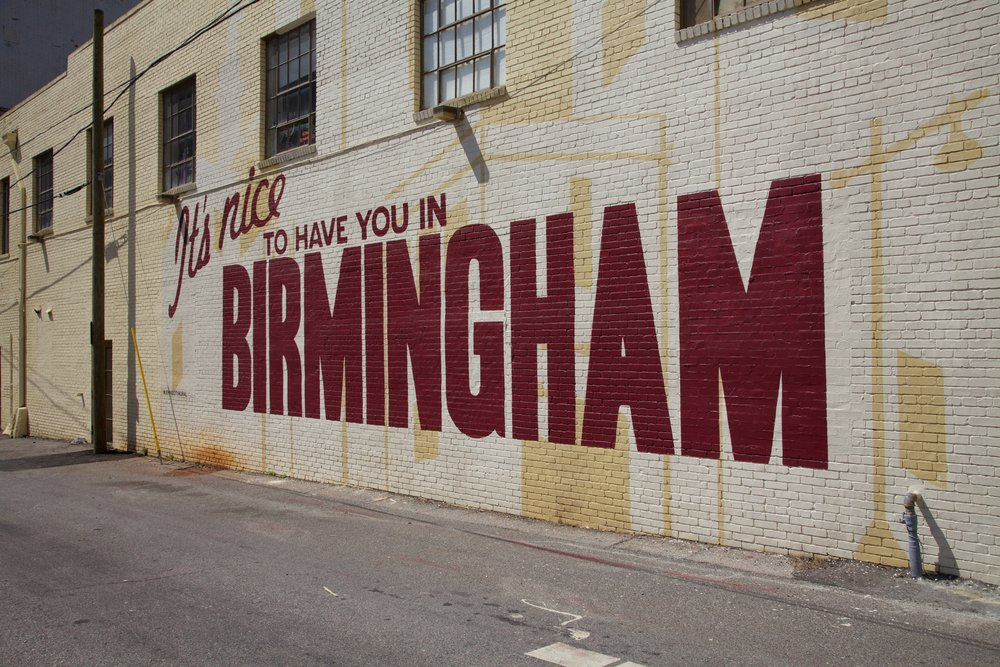 Location: The Magic City - I've lived, studied, and worked in Birmingham for nearly 10 years. It's my home and my favorite place in the whole world. One of my passions is helping local businesses navigate productiity issues and understand how to fix them.