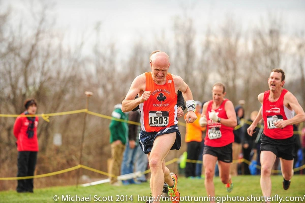 The gut-wrenching finish at Club Nationals. 10k XC on an intense course.