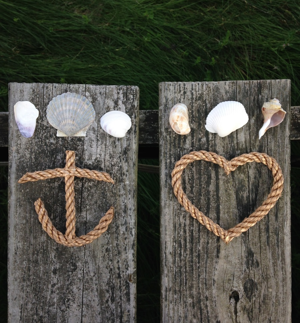 nautical wedding favors maine