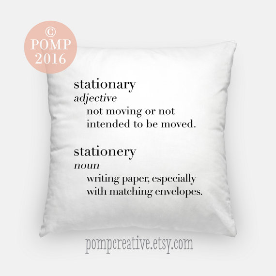 This great pillow created by Elizabeth at Pomp Creative can be purchased on her ETSY Shop. Click the image to purchase now.