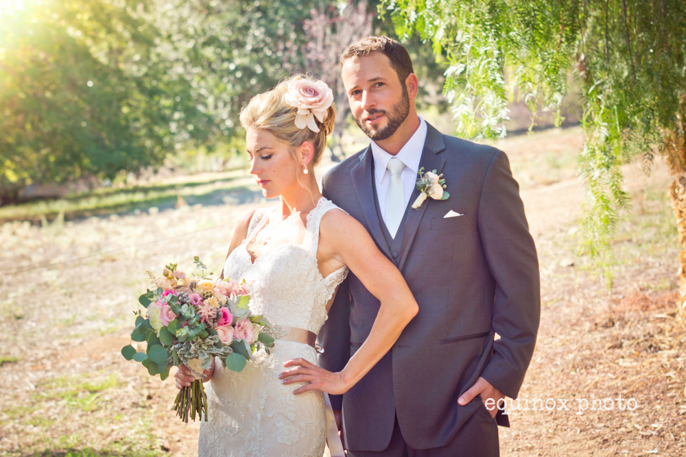 San Diego Ranch Wedding bouquet