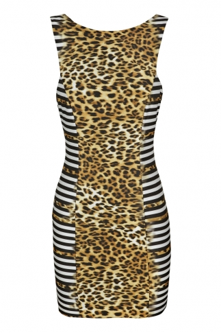 Wild Side Dress ($29 Sheike)