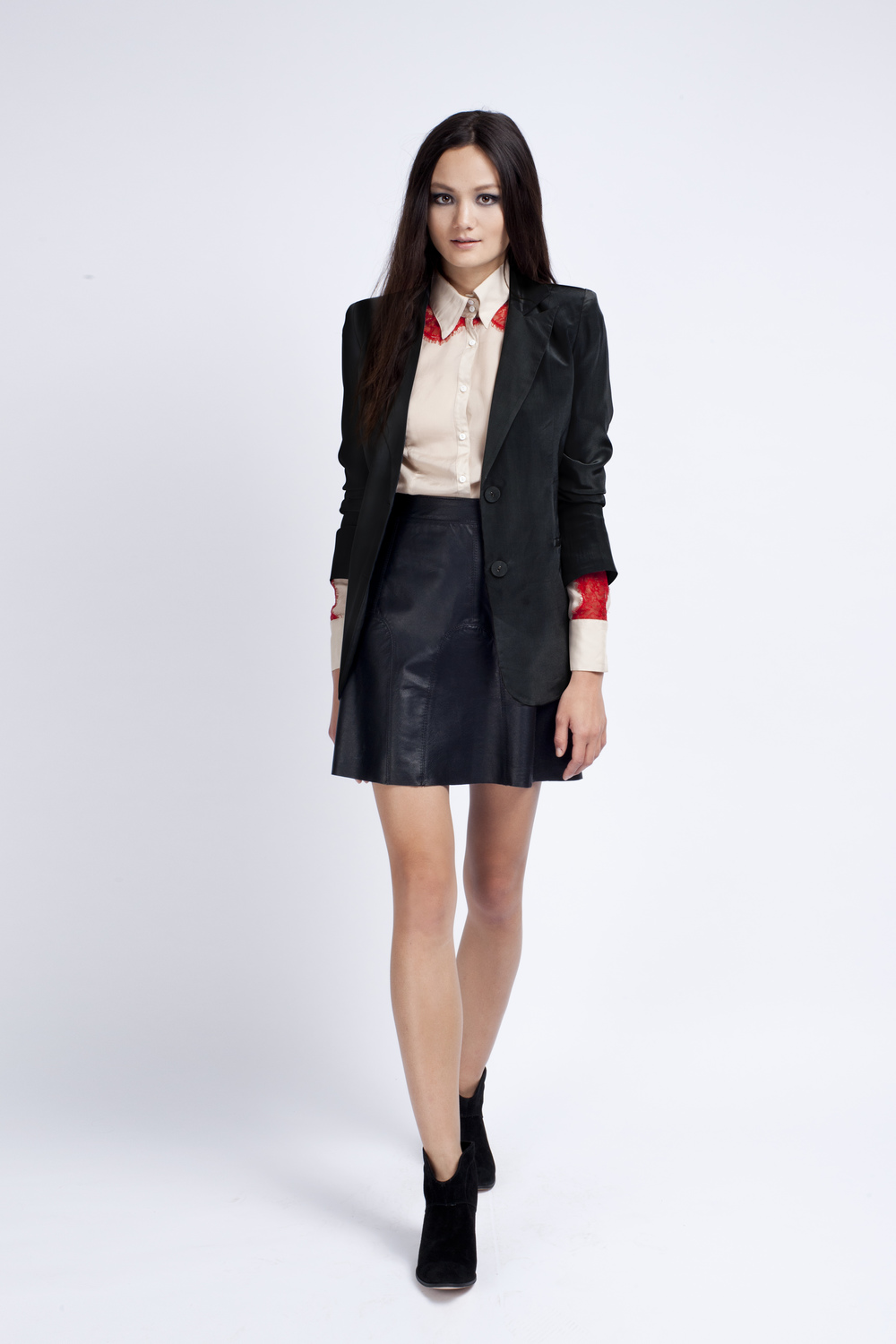Little Joe Woman __ Mr Dynamite Leather Skirt __ $599 __ www.littlejoeny.com.jpg