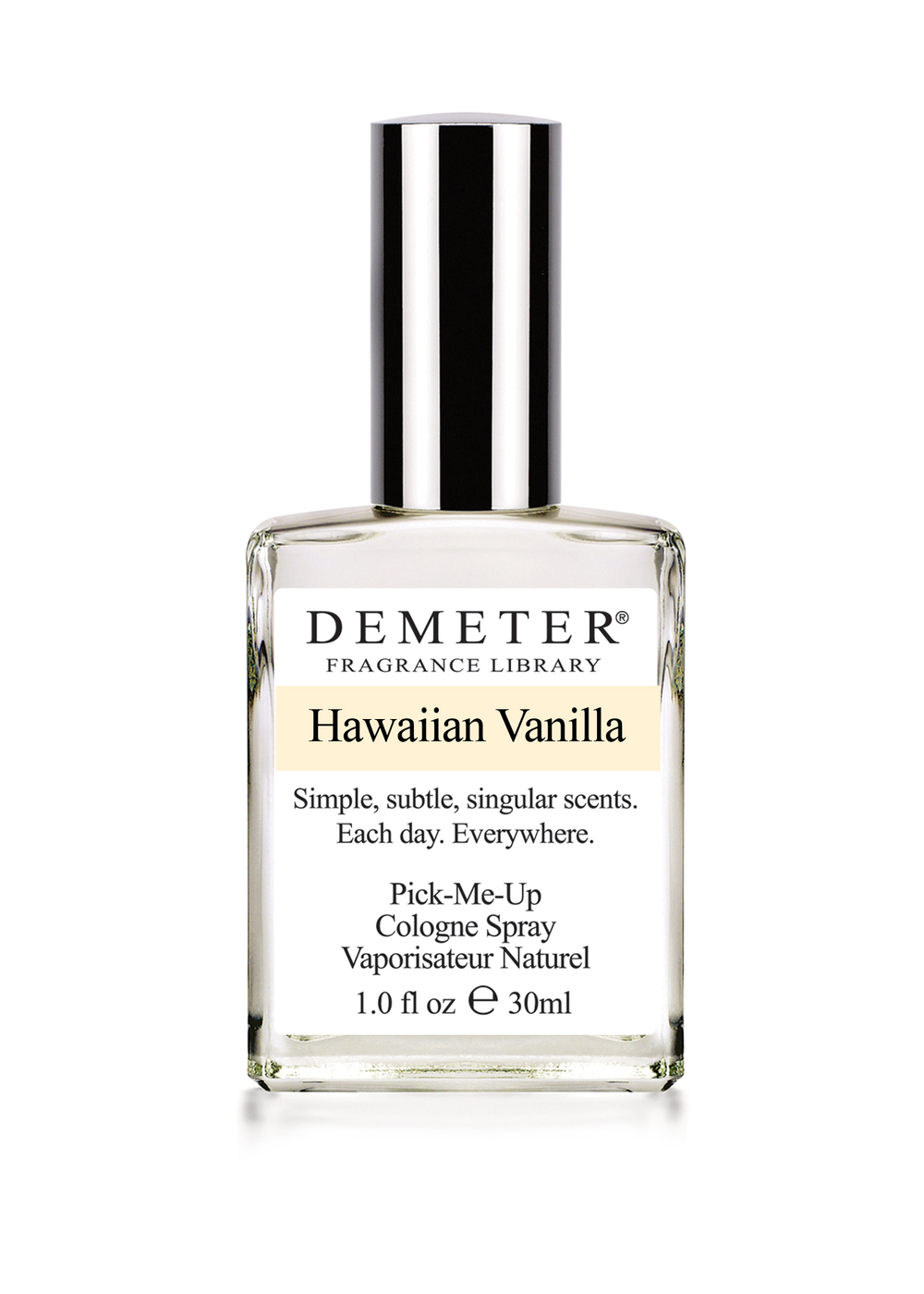 Hawaiian Vanilla Cologne