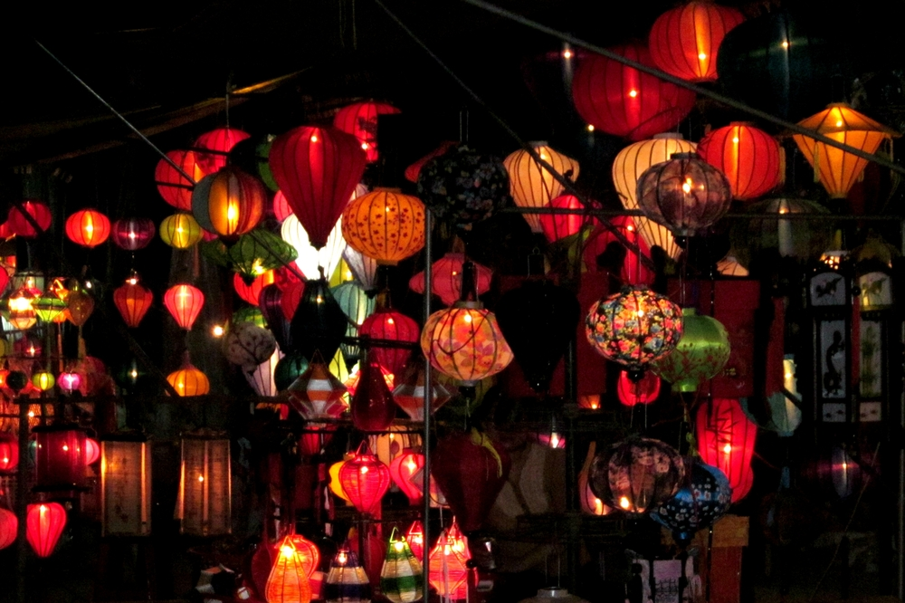 Markets in Hoi An