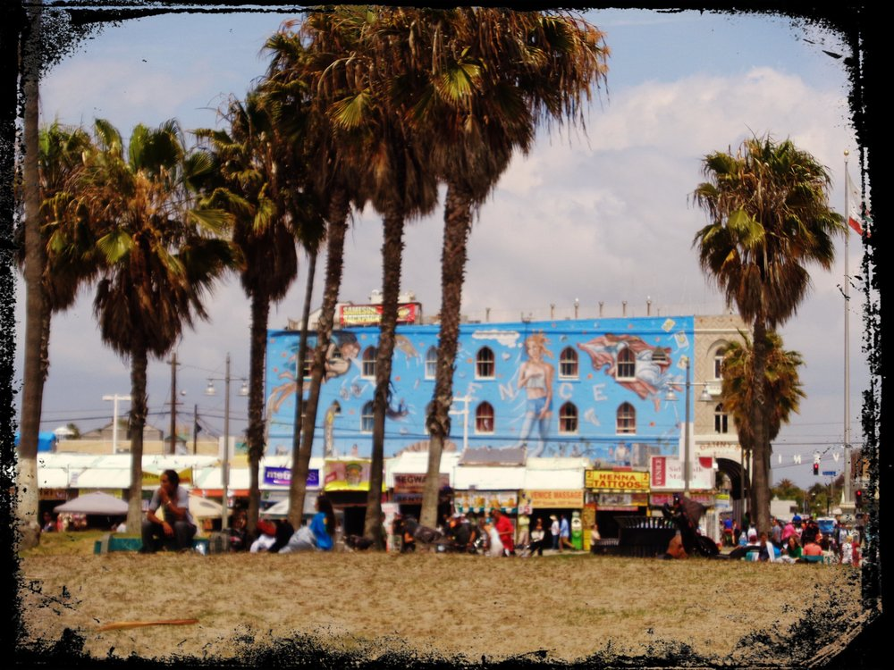 Venice Beach, LA, California