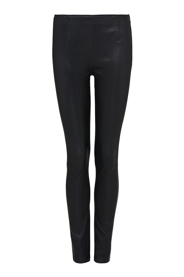 10. LEATHER PANT