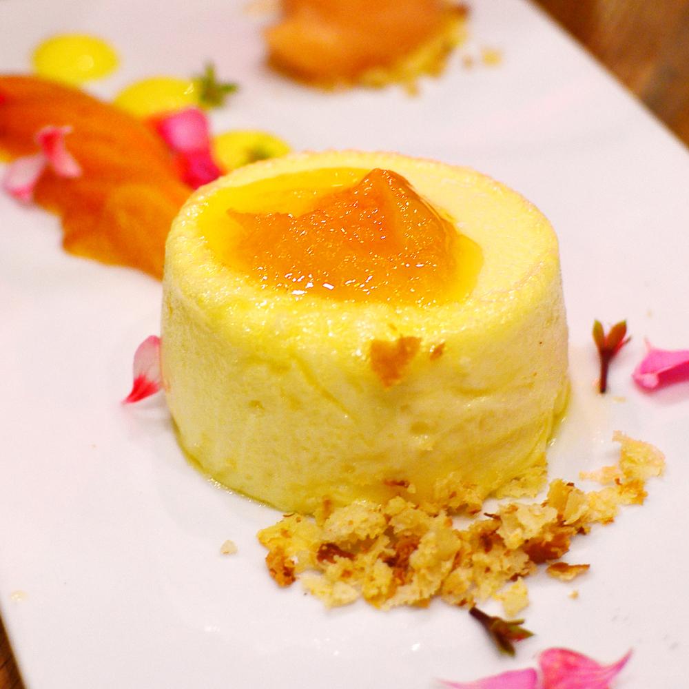 C/&  S C heesecake dessert