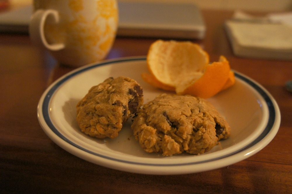 Cookies with Clementine