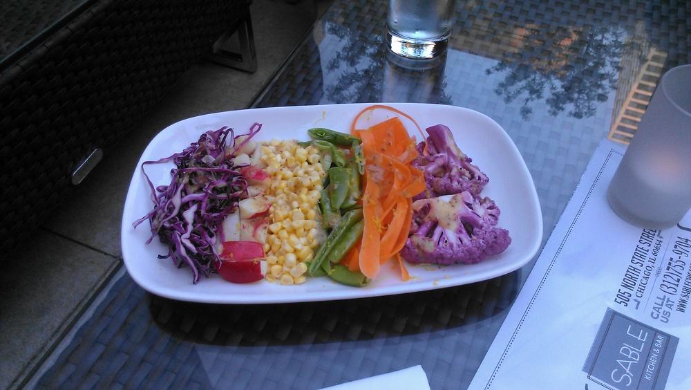 Rainbow Salad Sable Chicago