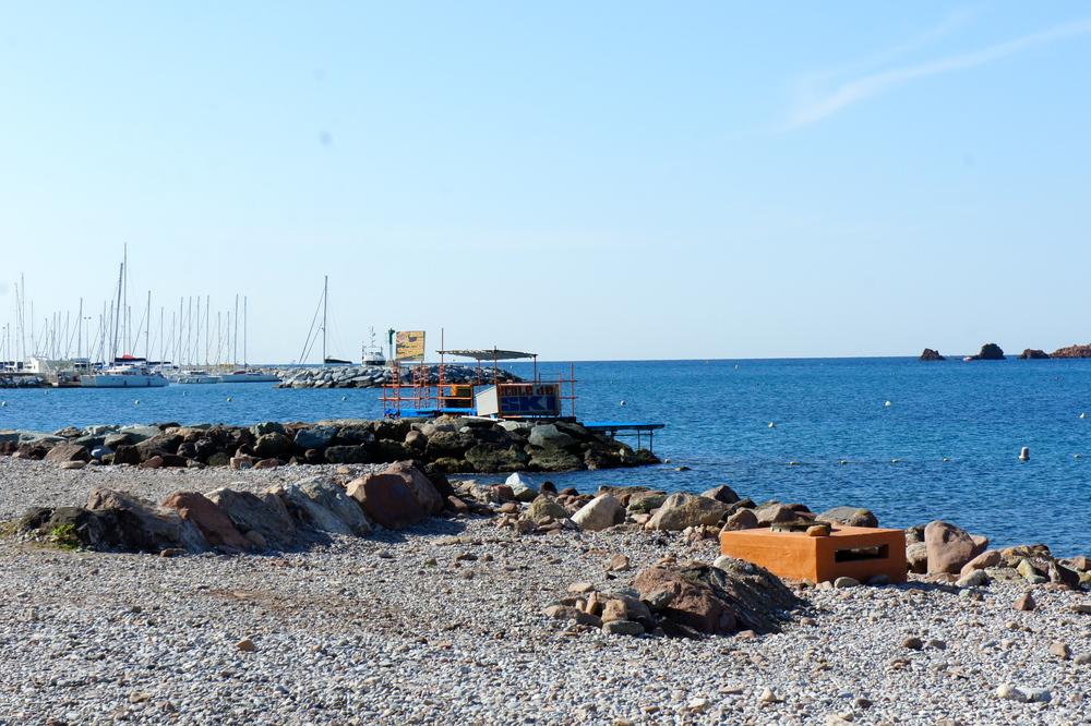 saint-raphael port