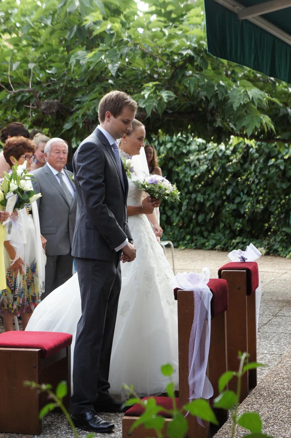 Kendra & Torbjorn Ceremony