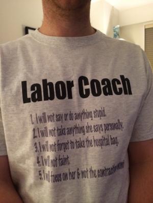 laborcoachtshirt