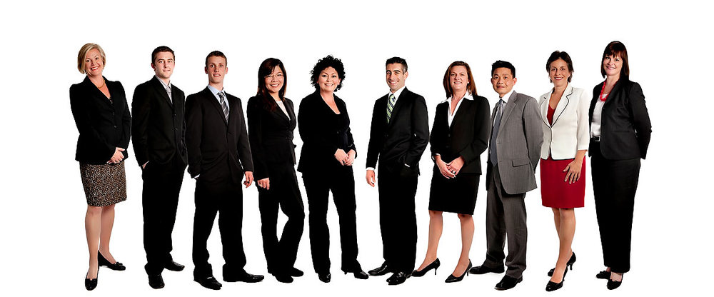 Century21 Cordeau Marshall - composite team shot