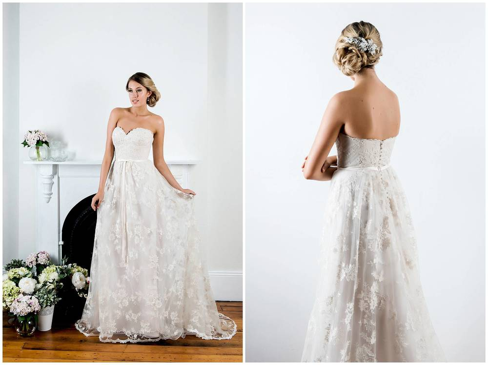 Bridal Fashion Photographer