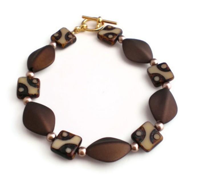 Almost Leopard! Bracelet