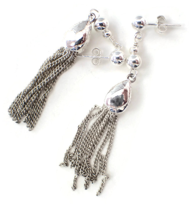 Super Swishy earrings  - Just $15