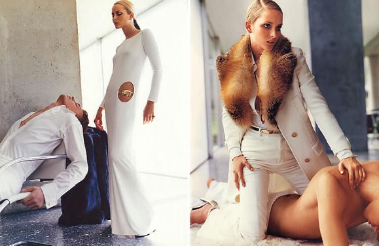 Gucci Ad A/W 1996