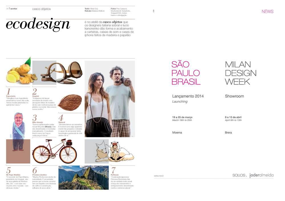 Bamboo Magazine - Edicao 34
