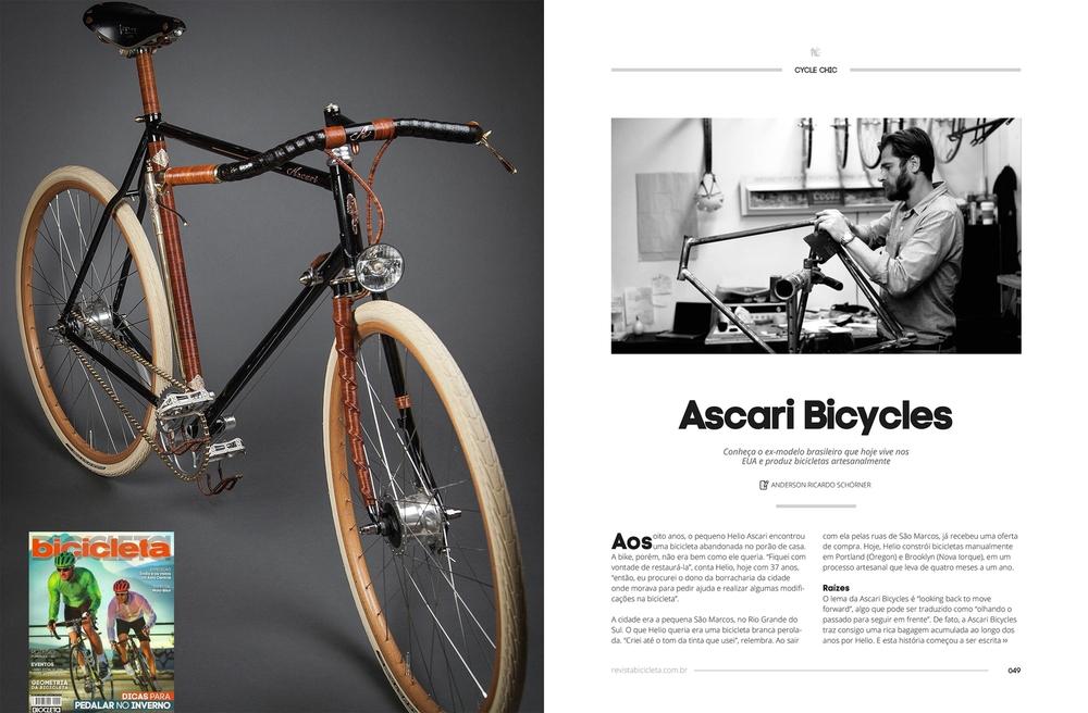 Revista da Bicicleta Brasil - July 2014