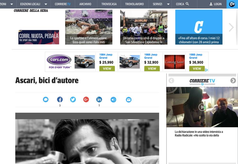 Corriere Della Sera - December 2017
