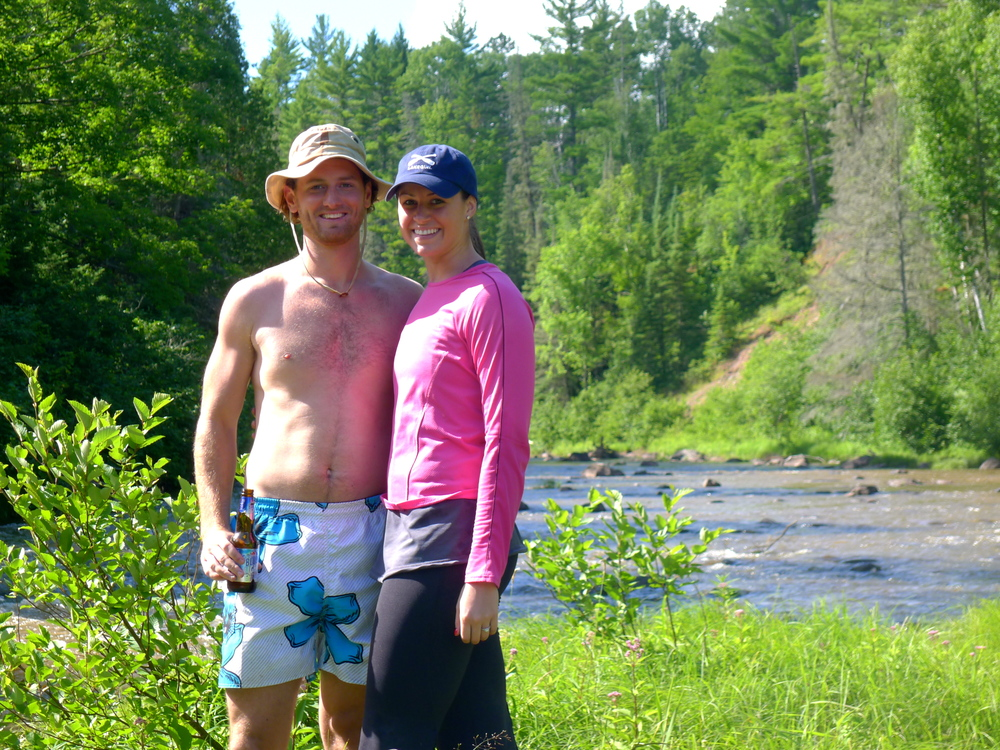 KAYAKING THE ONTONAGON RIVER