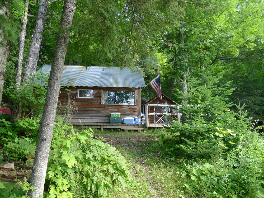 Ontonagon michigan our home away from home mid city love for Cabins near tahquamenon falls
