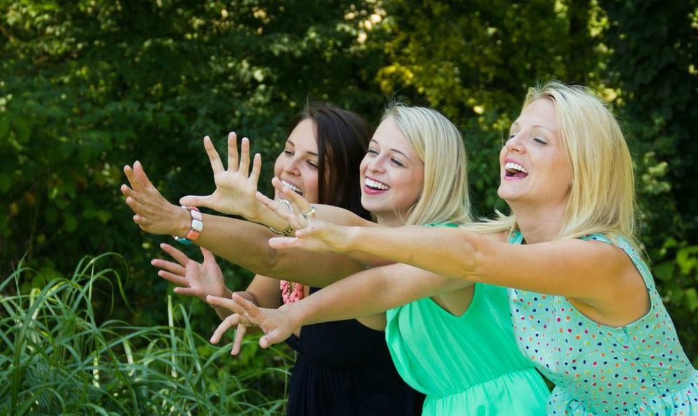MY SILLY BRIDESMAIDS.