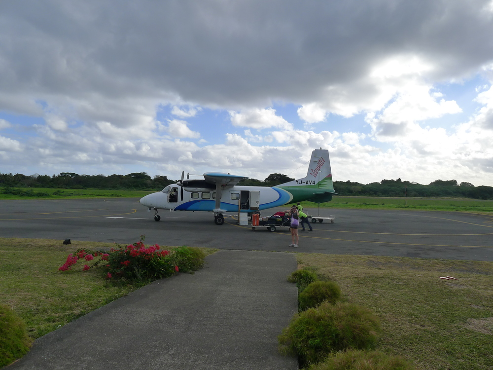 AIRPORT IN TANNA.
