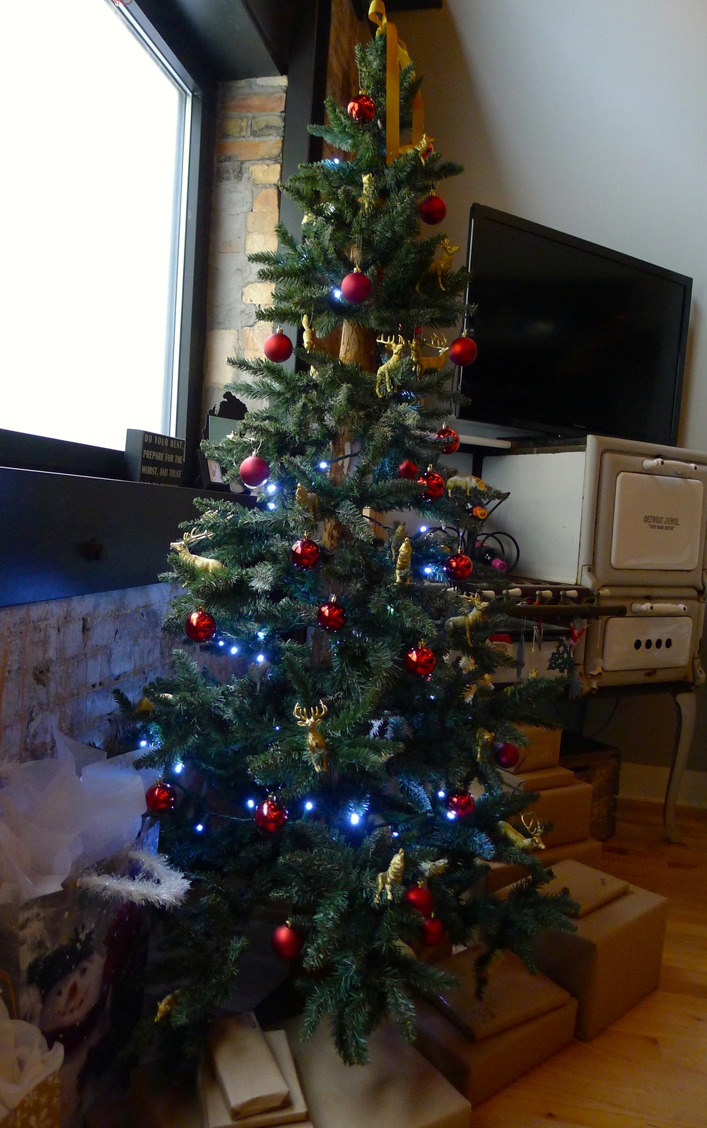 THE TREE.