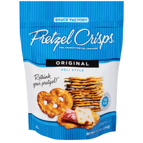 Photo Credit: Pretzel Crisps