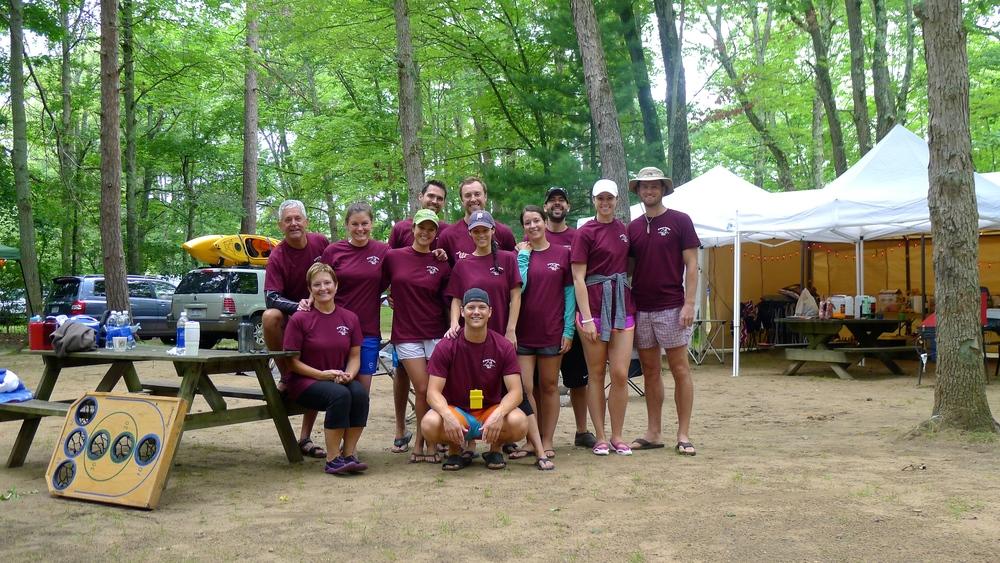 Paddlefest Crew 2014