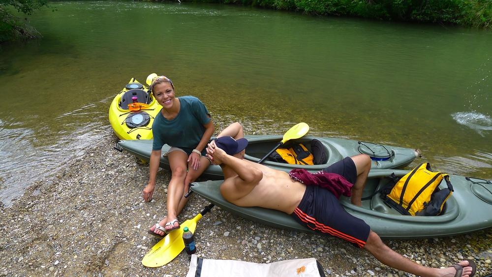 Pine River Camping 2.JPG