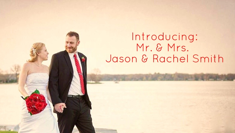 Jason and Rachel were married on Saturday, April 23rd in Portage, Michigan.