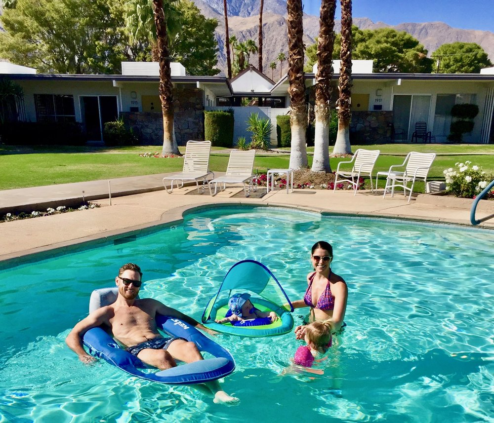 Family leisure little rock arkansas - Palm Springs Family Vacation Jpg