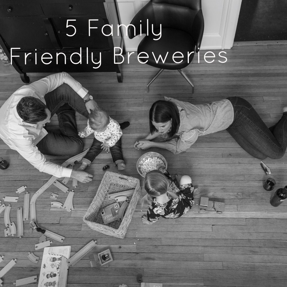 Family Friendly Breweries