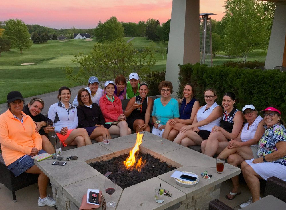 Wednesday Night Womens League at Watermark C.C.