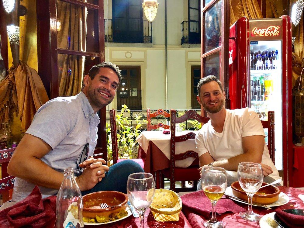 Granada Spain Dinner.jpg