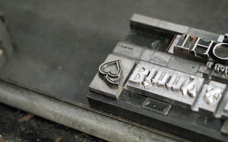 Letterpress Printing Is Unrivaled In Its Ability To Show Off The Beautiful Details A Well Designed Typeface Best Kind Of For People