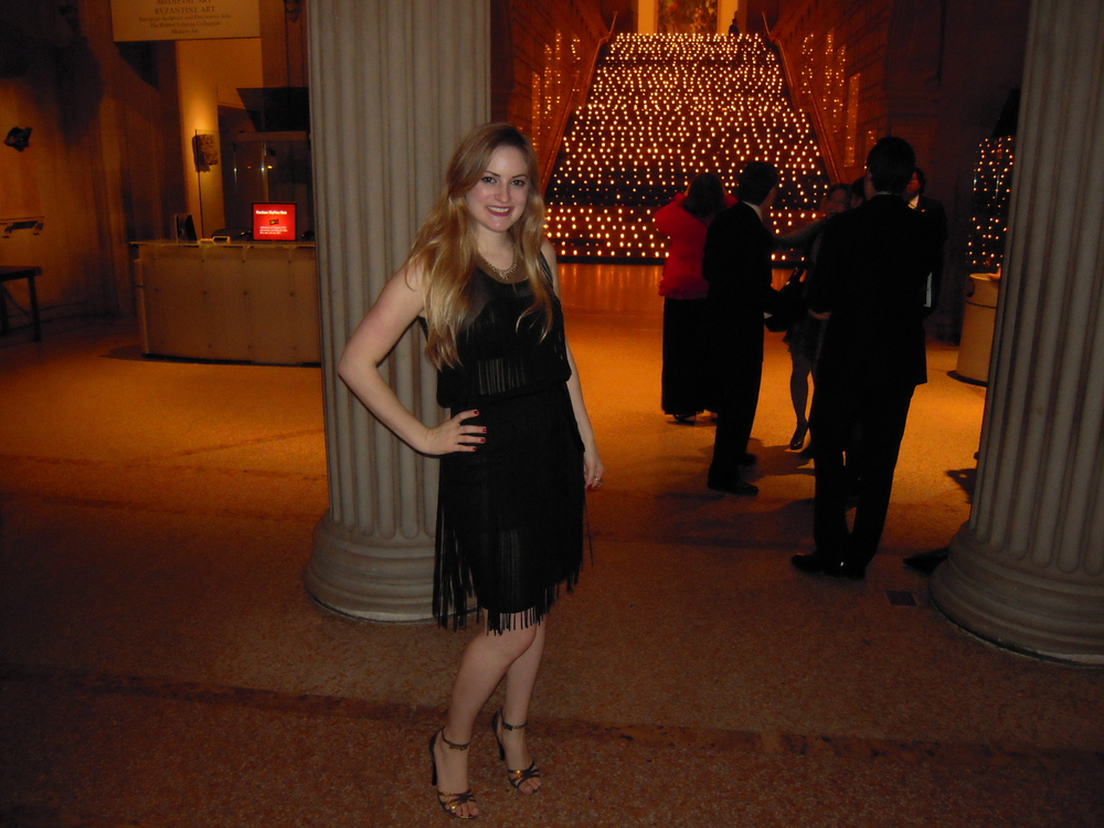 The Met and I all Dolled Up!
