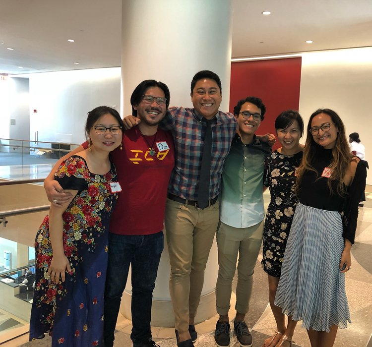 Kundiman Staff & Home Group Leaders