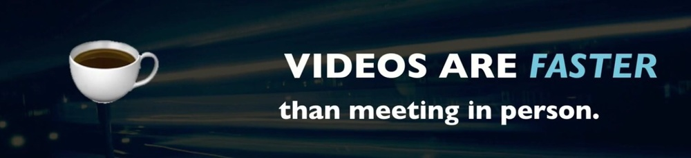 At a very low cost, you can leverage the power of video today.
